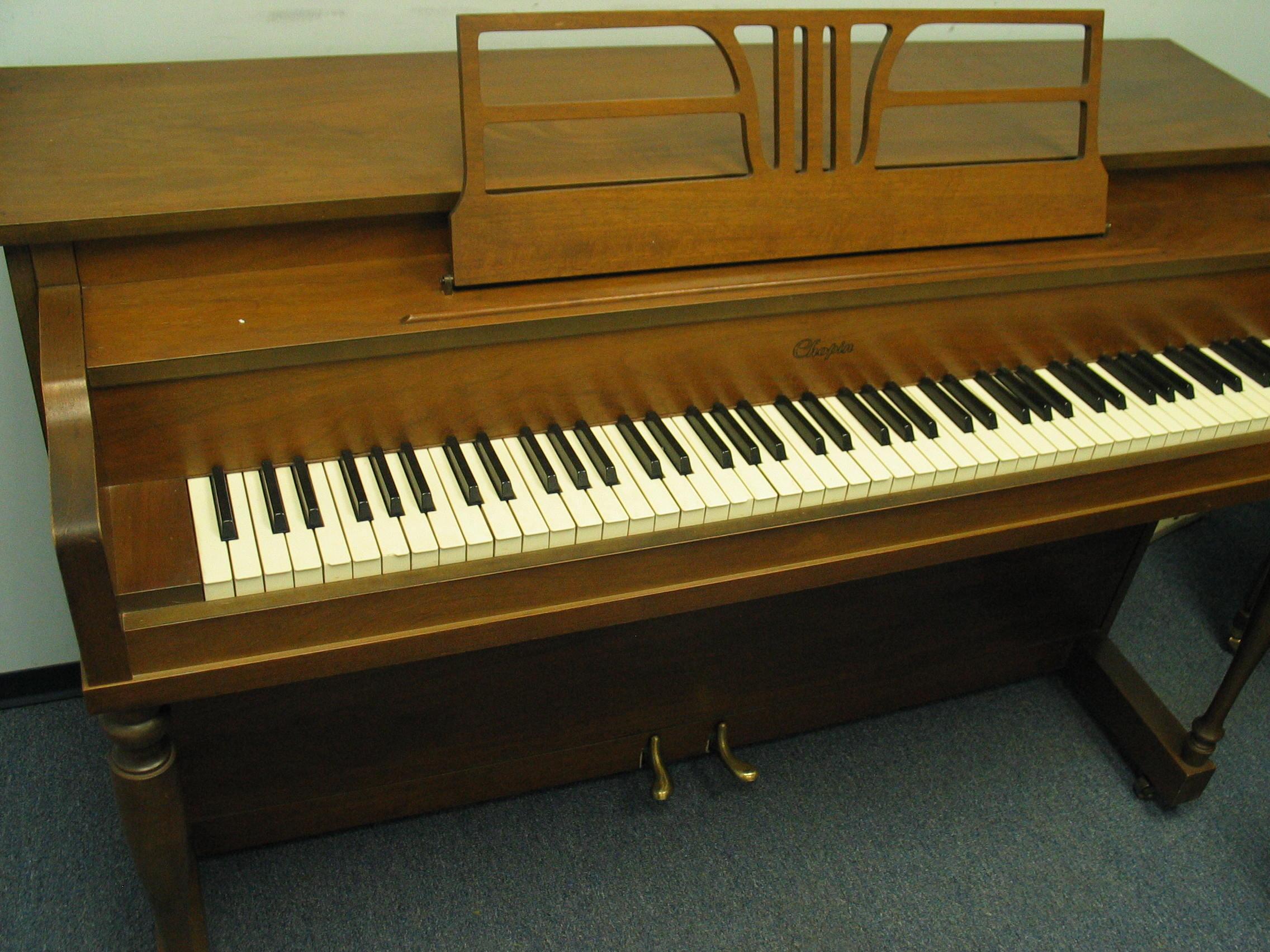 Mason and risch piano key generator