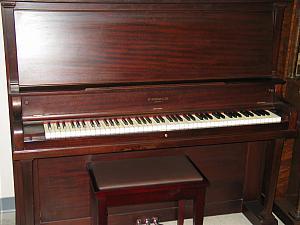 Piano gallery for Small size piano
